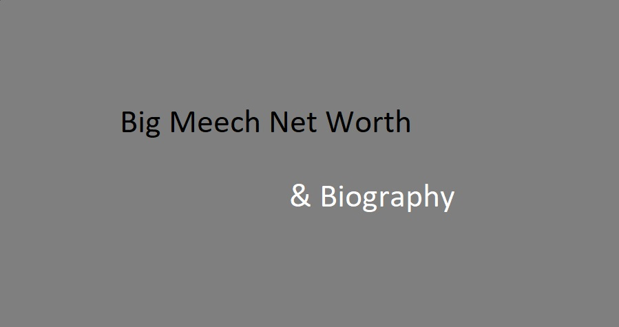 Big Meech Net Worth