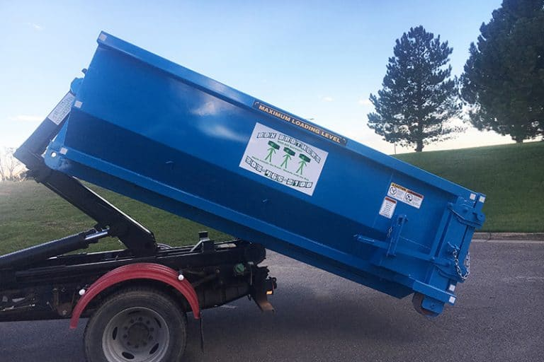 Finding Dumpster Rentals In Denver Colorado